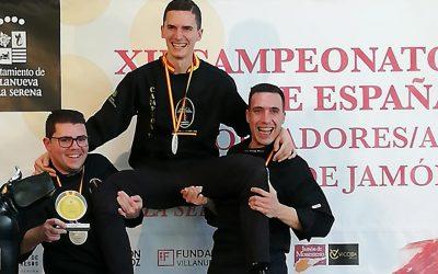 Álvaro Diezma Gil, Campeón de España 2020